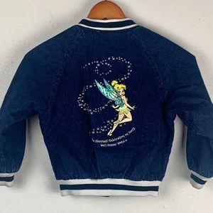 Vintage 90s Disney Tinkerbell WDW Celebration Coat